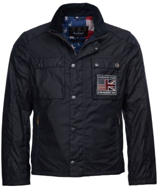 Men's Barbour Steve McQueen Ashbury Waxed Jacket