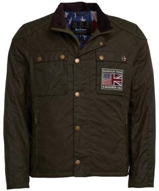 Men's Barbour Steve McQueen Ashbury Waxed Jacket