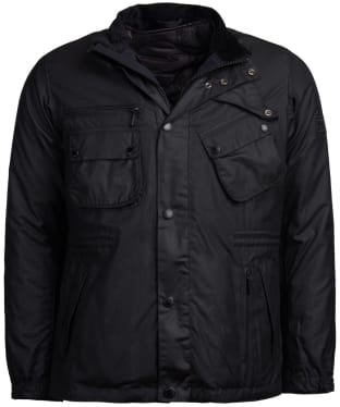 Men's Barbour International Nomic Wax Jacket