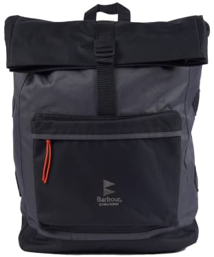 Barbour Storm Force Backpack - Charcoal