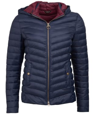 Women's Barbour Highgate Quilted Jacket - New Navy