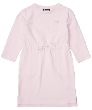 Girl's Barbour International Island Dress, 10-15yrs - Rose