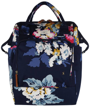 Women's Joules Coast 30th Anniversary Rucksack - Cambridge Anniversary Floral