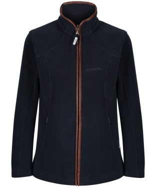 Women's Schoffel Burley Fleece Jacket - Slate Blue
