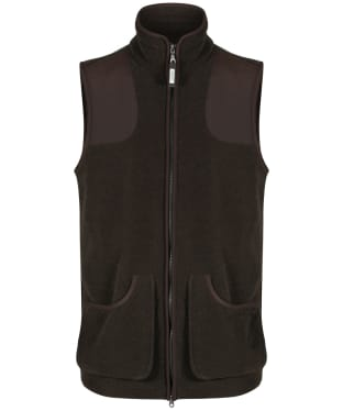 Men's Schoffel Gunnerside Shooting Vest - Dark Olive