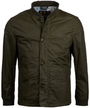 Men's Barbour Kirkstile Wax Jacket - Archive Olive