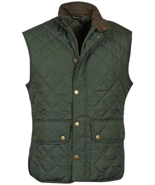 Men's Barbour Lowerdale Gilet - Sage