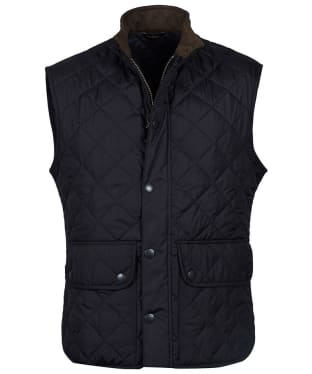 Men's Barbour Lowerdale Gilet - Black