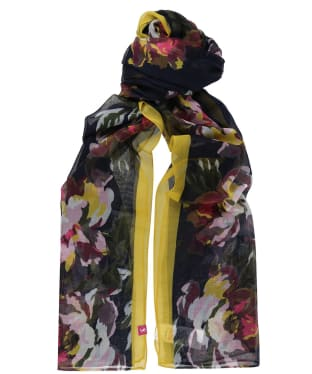 Women's Joules Wensley Printed Scarf