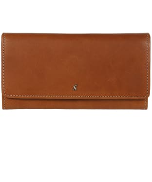 Women's Joules Tally Leather Purse - Tan