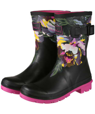 Women's Joules Molly Mid Height Wellies
