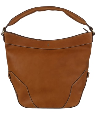 Women's Joules Lowesby Leather Hobo Bag - Tan