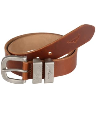 Men's R.M. Williams Drover Belt - Caramel