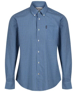 Men's Barbour Leonard Tailored Fit Shirt - New Navy