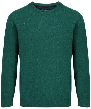 Men's Barbour Tisbury Crew Neck Sweater - Lawn