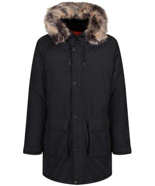 Men's Barbour Gustnado Waterproof Jacket - Black