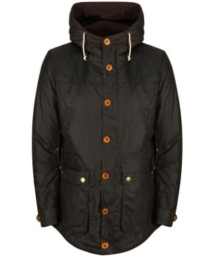Men's Barbour Game Waxed Parka Jacket