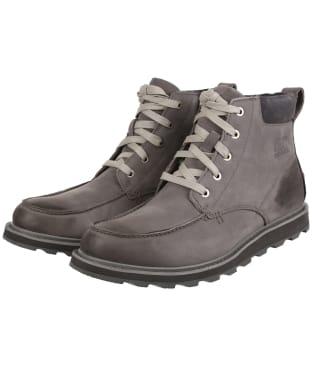 Men's Sorel Madson™ Moc Toe Waterproof Boots - Quarry