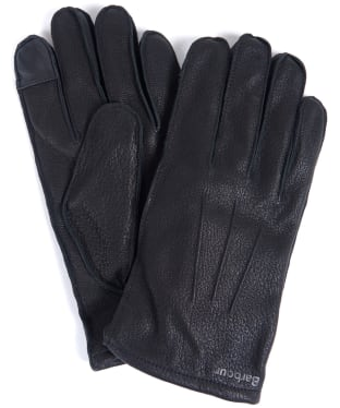 Men's Barbour Bexley Leather Gloves