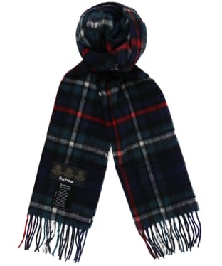 Barbour New Check Tartan Scarf - Mackenzie