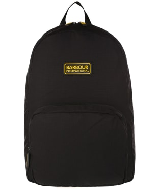 Barbour International Ripstop Backpack - Black