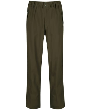 Men's Harkila Orton Packable Overtrousers - Willow Green