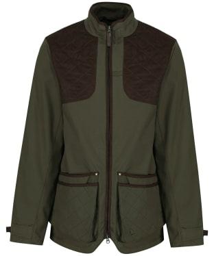 Men's Seeland Winster Classic Waterproof Jacket - Pine Green