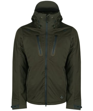 Men's Seeland Hawker Shell Waterproof Jacket - Pine Green