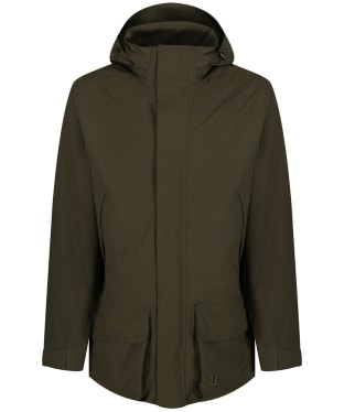 Men's Harkila Orton Packable Waterproof Jacket - Willow Green