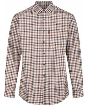 Men's Harkila Milford Shirt - Spice Check