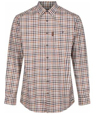 Men's Harkila Milford Shirt - Spice Check