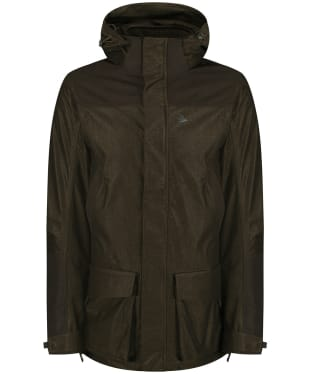 Men's Seeland North Waterproof Jacket - Pine Green