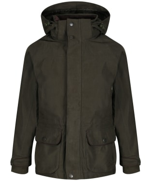 Kid's Seeland Woodcock II Waterproof Jacket - Shaded Olive