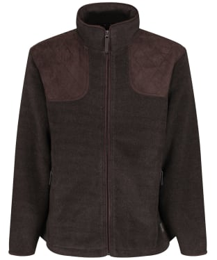 Men's Seeland William II Fleece - Moose Brown