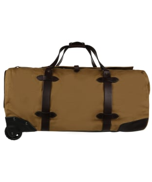 Filson Rolling Duffle Bag - Large - Tan
