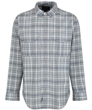 Men's Filson Feather Cloth Shirt