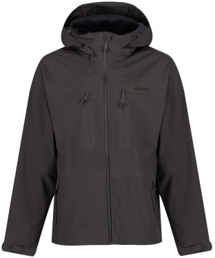 Men's Filson NeoShell® Reliance Waterproof Jacket - Raven