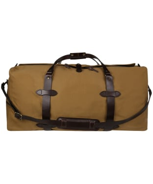 Men's Filson Large Duffle Bag - Tan