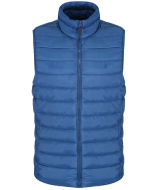 Men's Joules Go To Gilet - Sea Blue