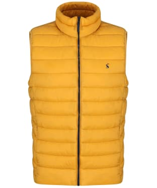 Men's Joules Go To Gilet - Antique Gold