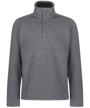 Men's Fjallraven Ovik Fleece Sweater - Dark Grey