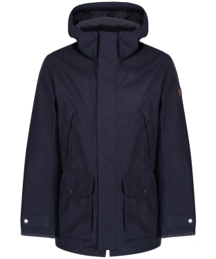 Men's Aigle Sirious Waterproof Jacket - Dark Navy
