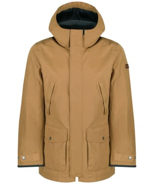 Men's Aigle Sirious Waterproof Jacket - Chatain