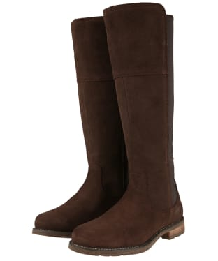 Women's Ariat Sutton H2O Boots - Chocolate