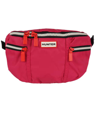 Hunter Original Nylon Bum Bag - Bright Pink