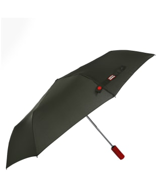 Hunter Original Auto Compact Umbrella - Dark Olive