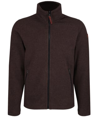Men's Aigle Valefleece Jacket - Ebony