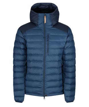 Men's Fjallraven Keb Touring Down Jacket - Storm / Night Sky