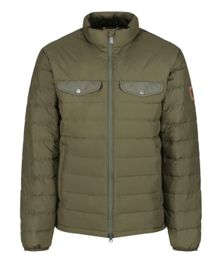 Men's Fjallraven Greenland Down Liner Jacket - Green