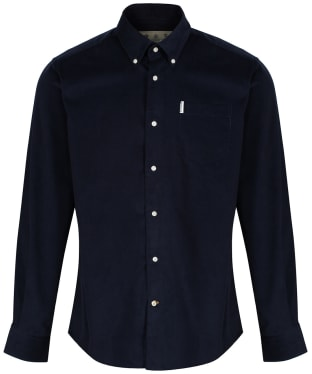 Men's Barbour Cord 1 Regular Shirt - Navy